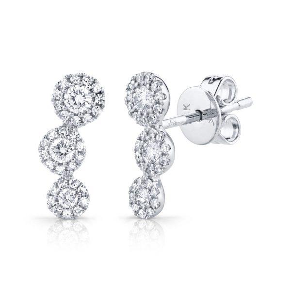 Diamond Stud Earring
