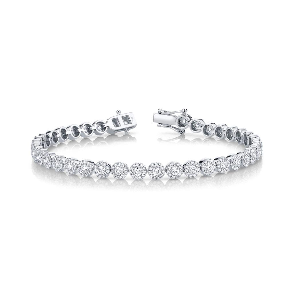Diamond Ladys Bracelet