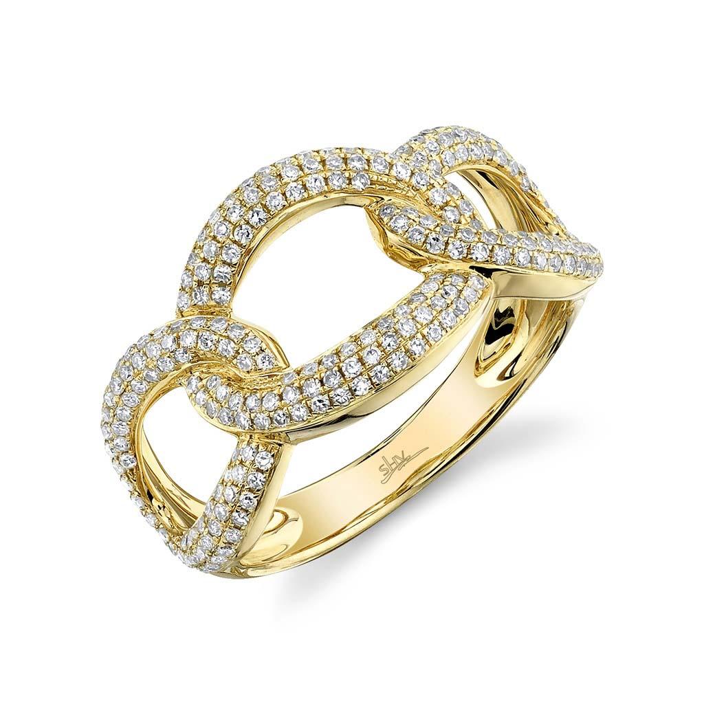 Diamond Ladys Ring