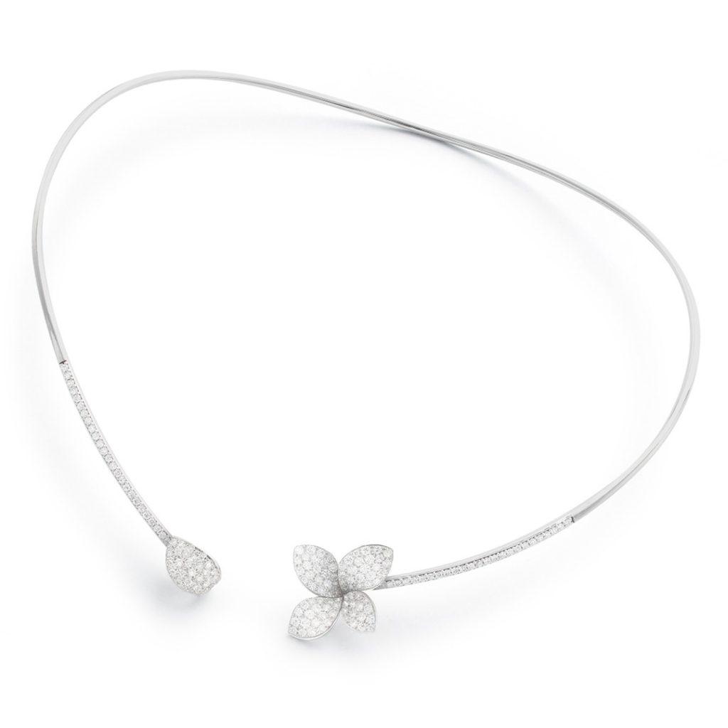 Giardini Segreti Petite Diamonds Necklace