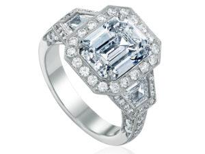 Making a Custom Engagement Ring