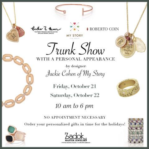 Jewelry Trunk Show in Houston