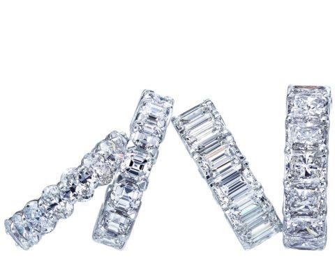 multiple engagement rings