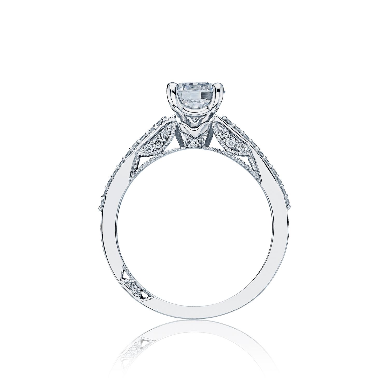 Engagement Rings Tacori: Simply Tacori 3001 Solitaire Engagement Ring
