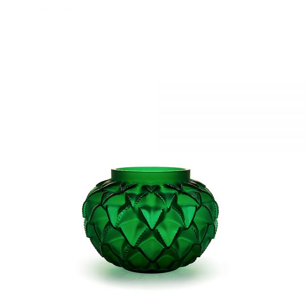 Languedoc Vase, Green, Small