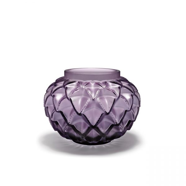 Languedoc Vase, Violet, Small
