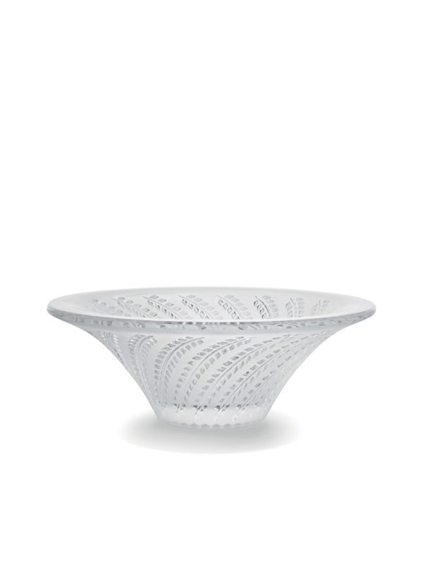 Glycines Hollow Bowl, Clear, Small