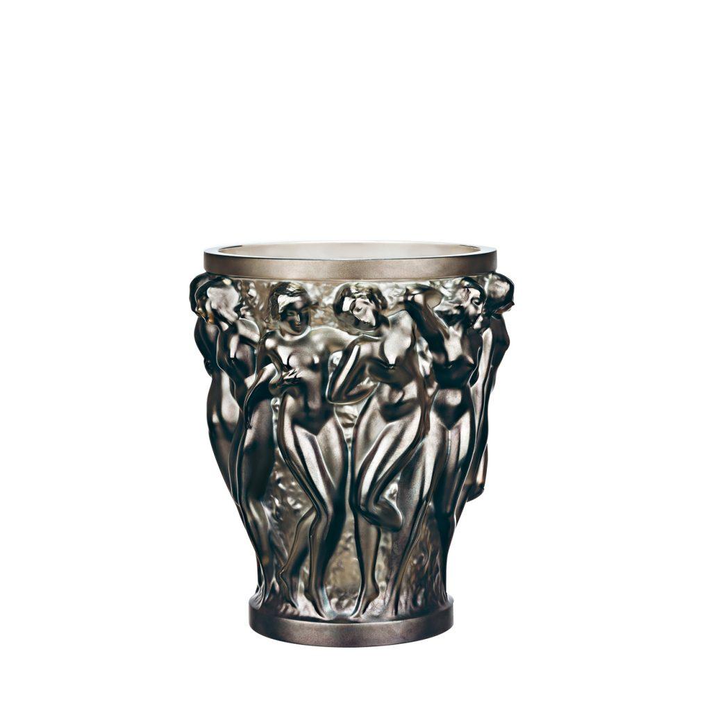 Bacchantes Vase, Bronze