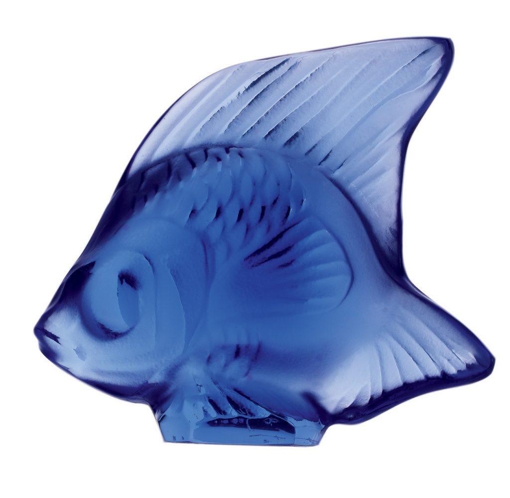 Fish Figure, Sapphire