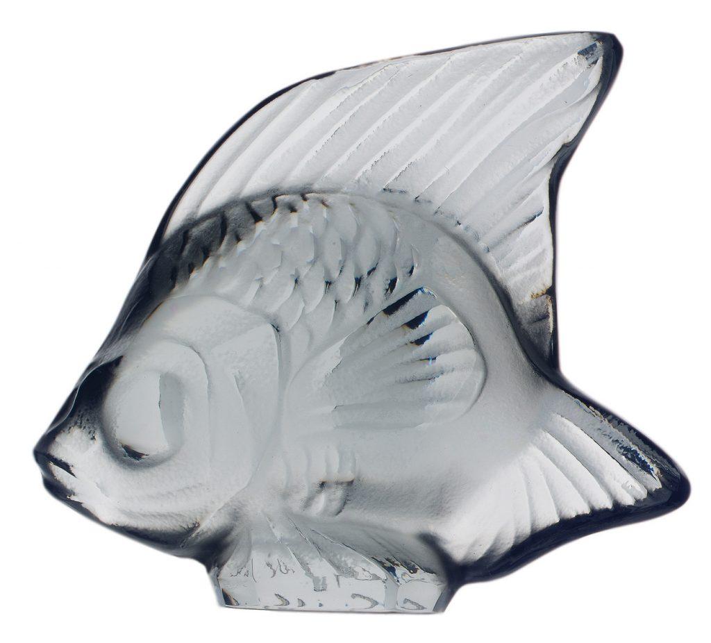 Fish Figure, Gray