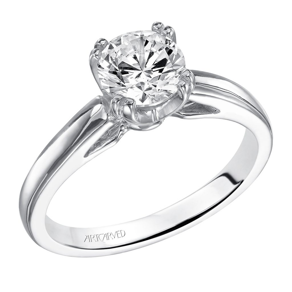 Dahlia Classic Engagement Ring
