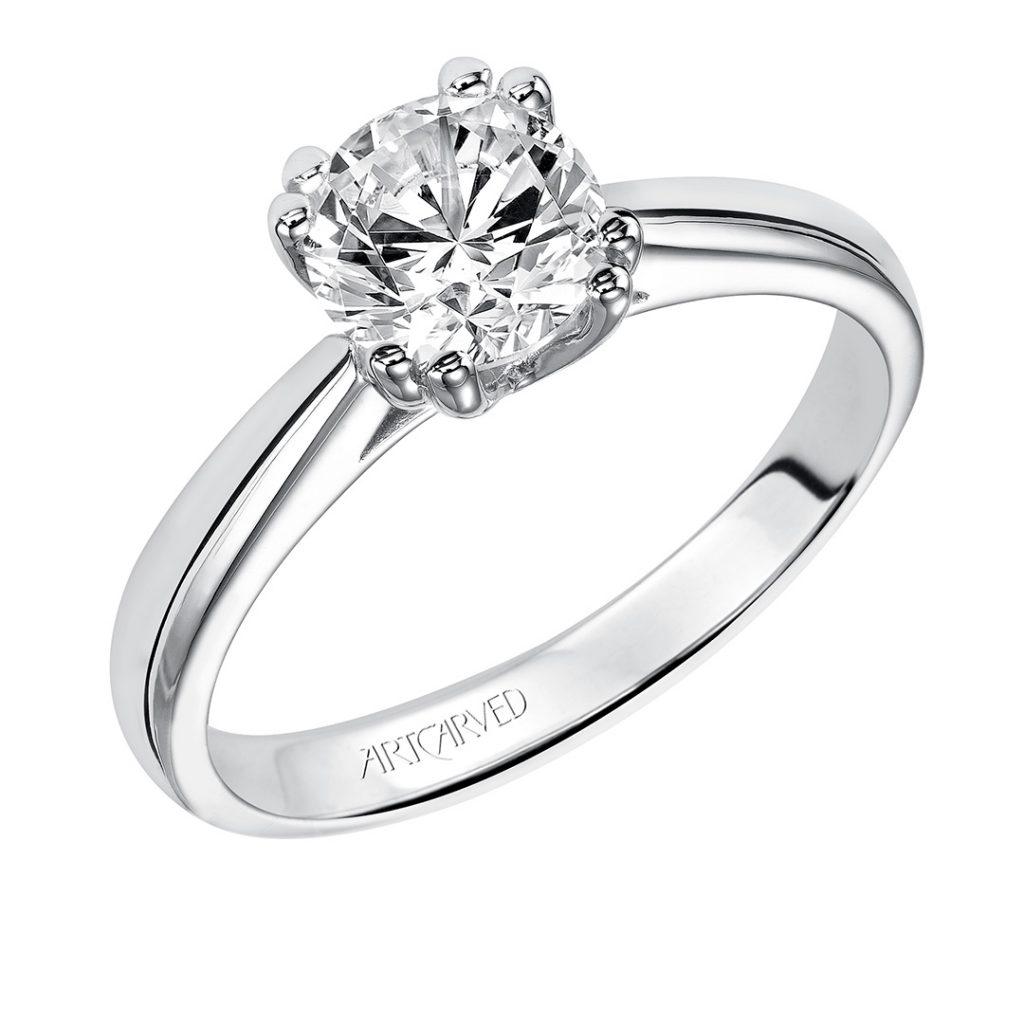Cashe Classic Engagement Ring
