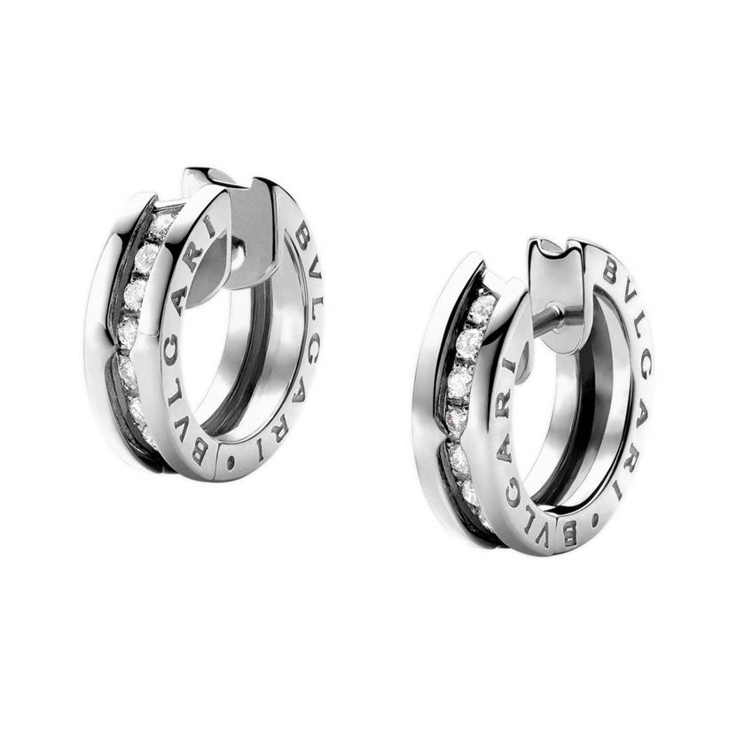 B.zero1 Small Hoop Earring 345581 OR855540