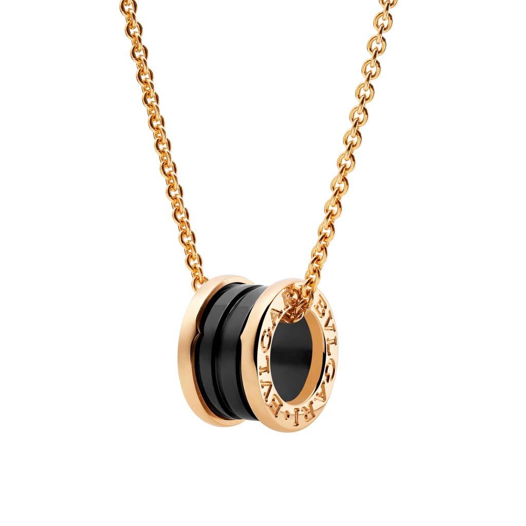 B.zero1 18k Pink Gold Bracelet