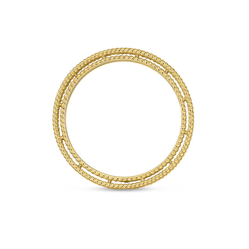 Princess Ring with Diamonds 7771359AY65X