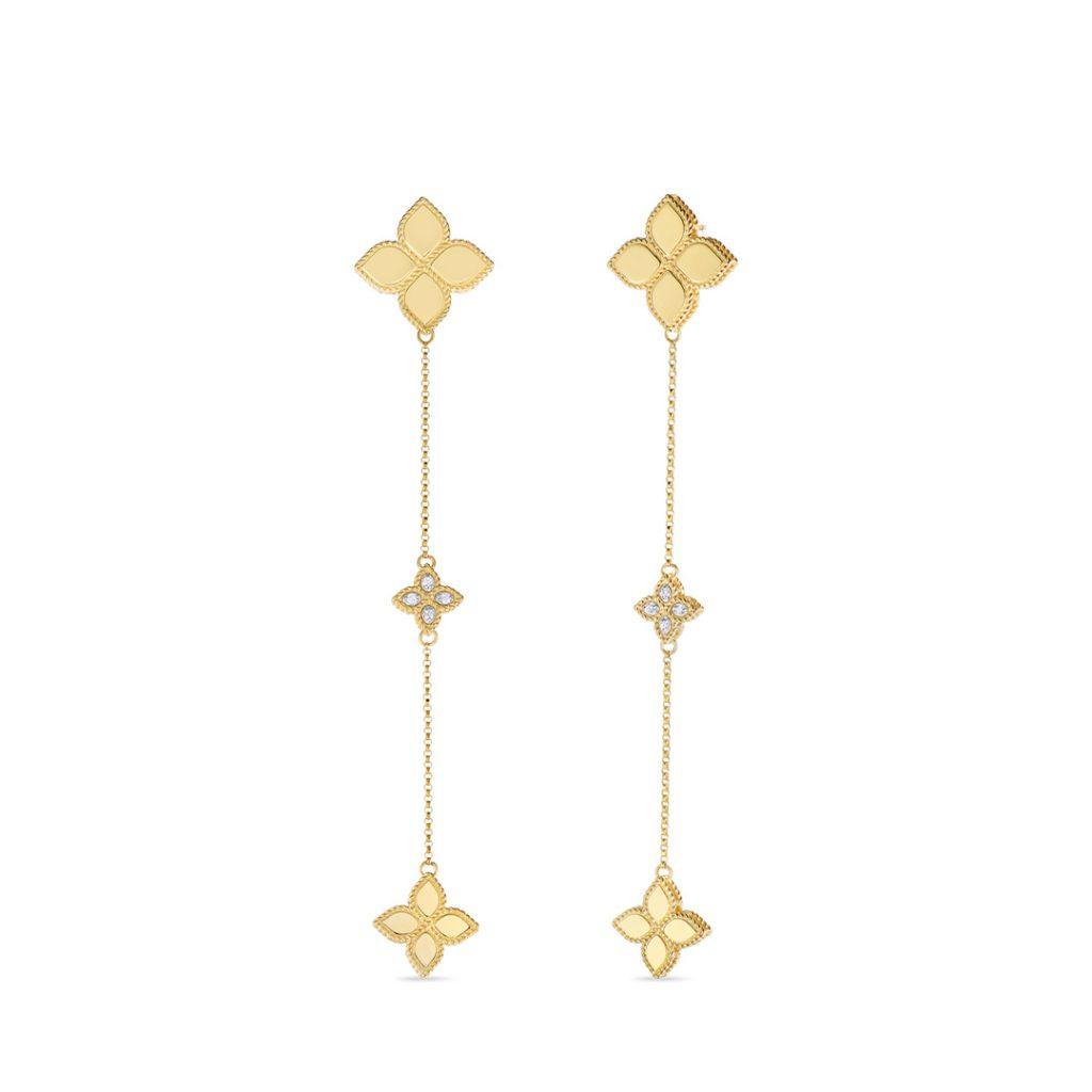 Long Drop Earrings with Diamonds 7771390AYERX