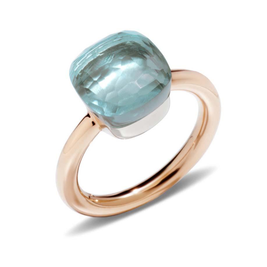 Nudo Blue Topaz Ring A.A110/O6/OY