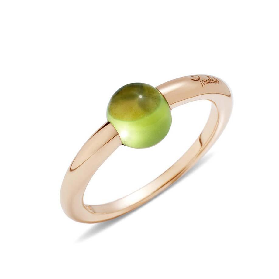 M'Ama Non M'Ama Peridot Ring A.B004T/O7OE