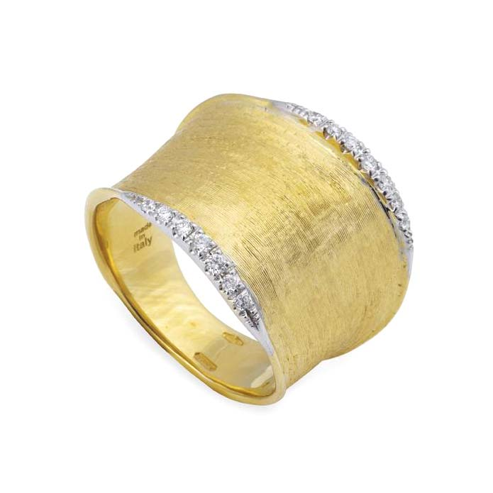 Diamond Pave Medium Ring AB551-B-YW