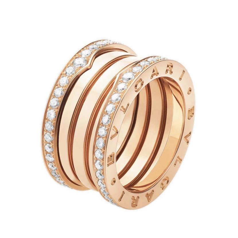 B.zero1 Four-Band Ring AN856293