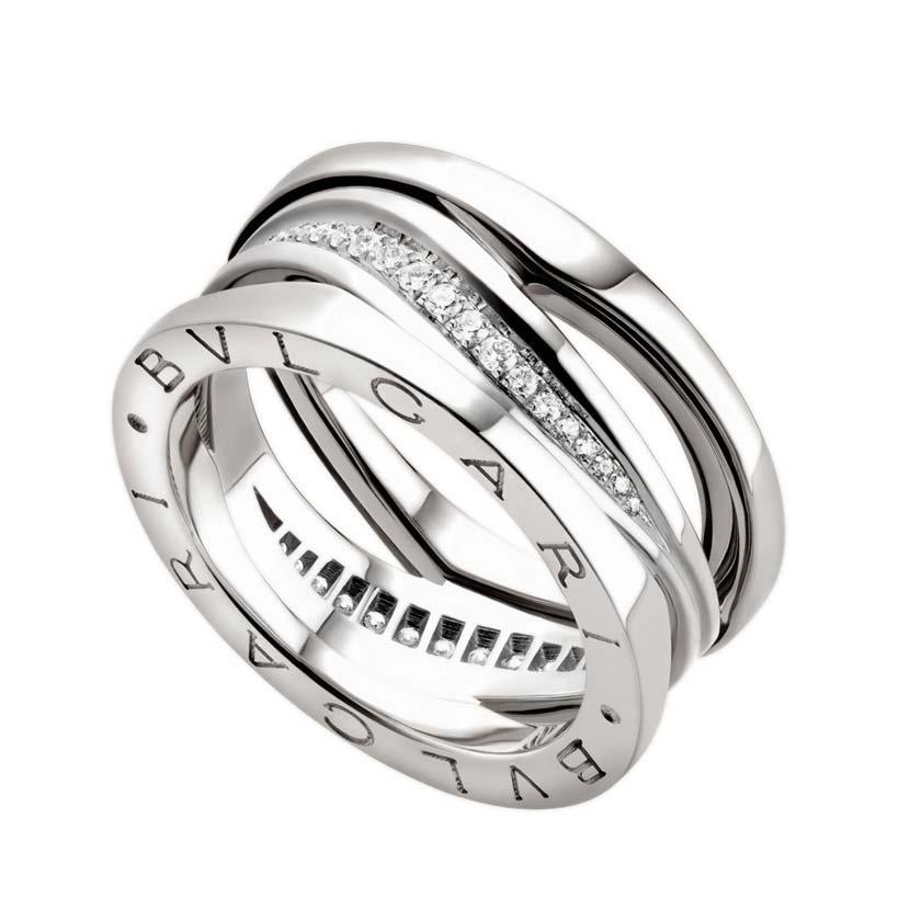 B.zero1 Design Legend Ring AN858378