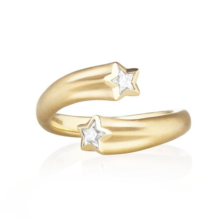 Whirl Shooting Star Ring BG827Y8D