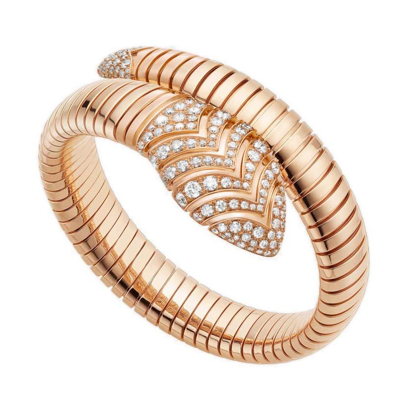 Serpenti Tubogas Single Spiral Bracelet BR856845
