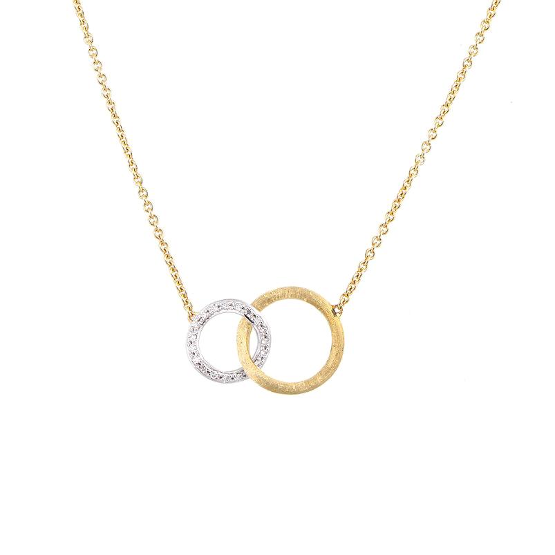 Diamond Small Pendant CB1674-B-YW