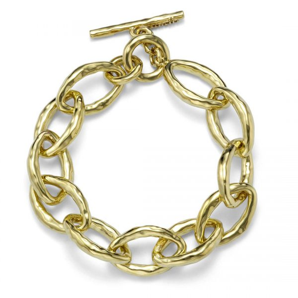 18k Classico Bastille Chain Bracelet GB270