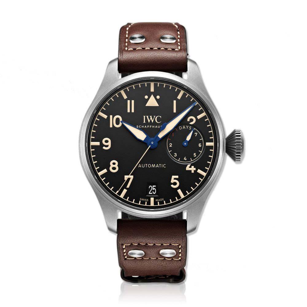 Big Pilot's Watch Heritage IW501004