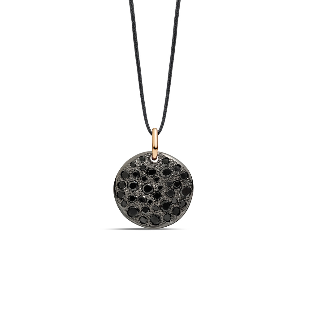 Sabbia Black Diamond Pendant M.B204/O7/BB
