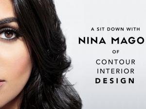 Q&A WITH NINA MAGON OF CONTOUR INTERIOR DESIGNS