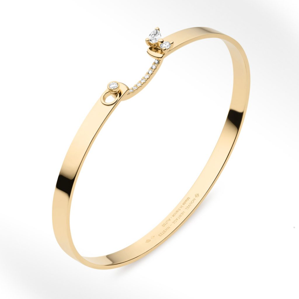 Cocktail Time in Diamonds Bangle