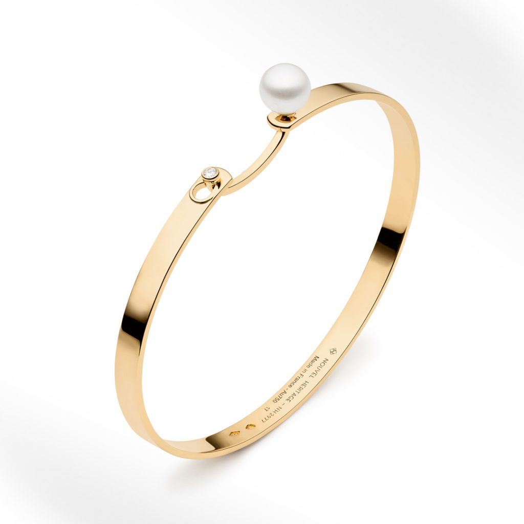 Lunch with Mom in Diamonds Bangle