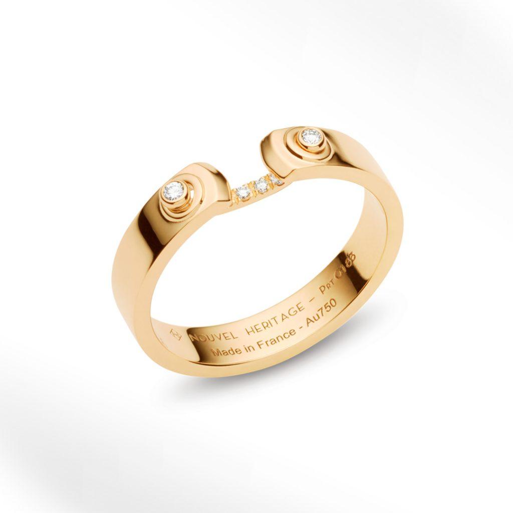 Business Meeting Mood Ring Fashion Ring