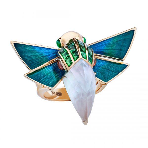 Stephen Webster Fashion Ring WR1100-YG-TSV-SPES-QMP-EN
