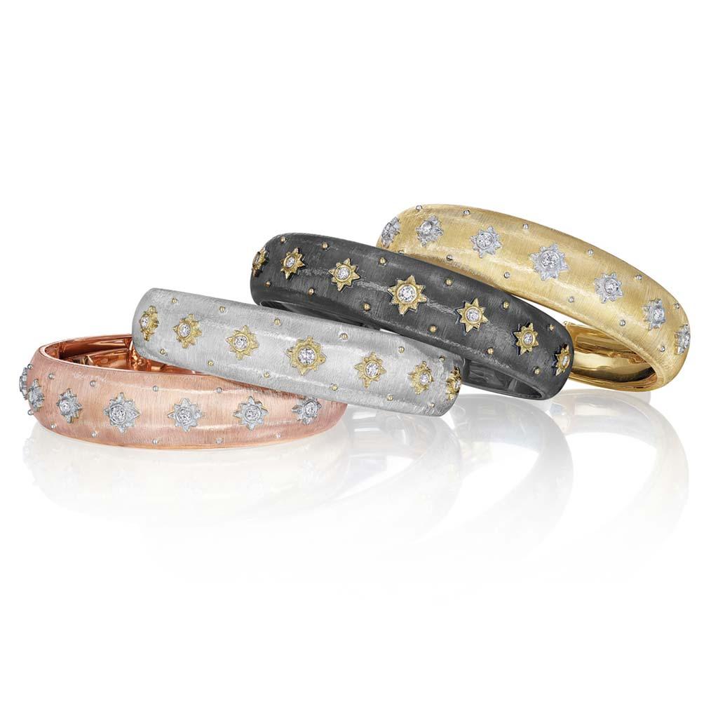Zadok Collection 18k White Gold Diamond Fashion Ring DB5001352-DB5001354-DB5001355-DB5001356