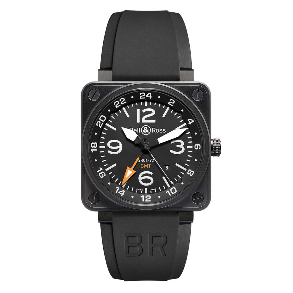 BR 01-93 GMT Watch