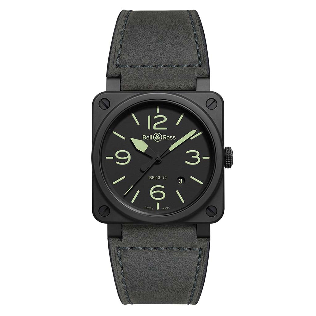 BR 03-92 NIGHTLUM Watch