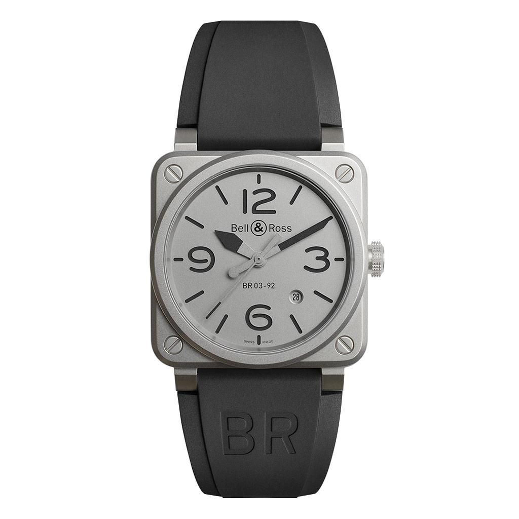 BR 03-92 HOROBLACK Watch
