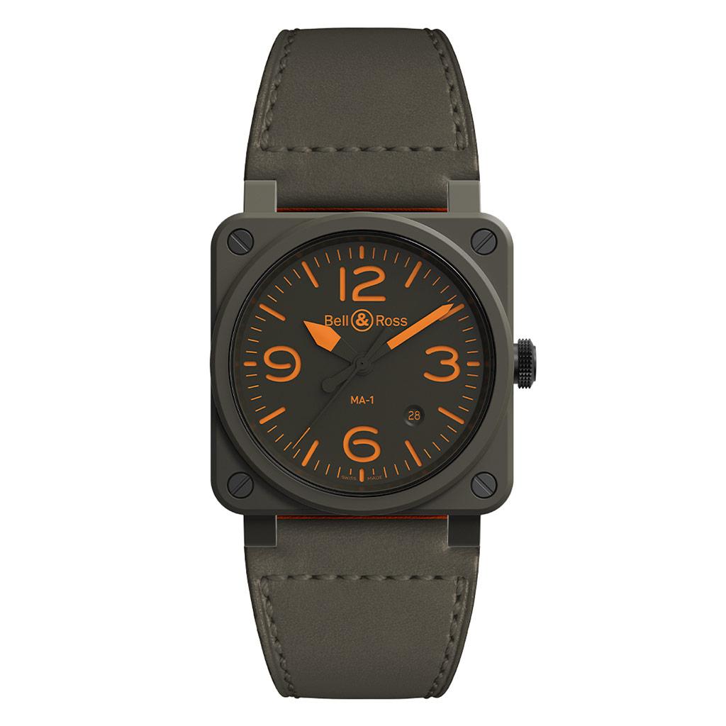 BR 03-92 MA-1 Watch