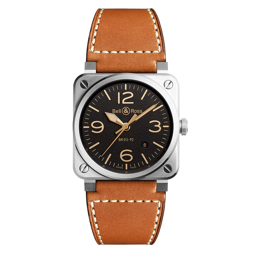 BR 03-92 GOLDEN HERITAGE Watch