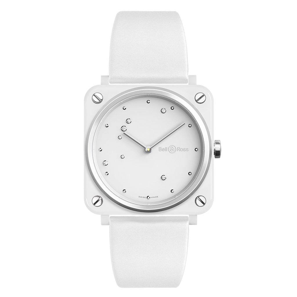 BR S WHITE DIAMOND EAGLE Watch