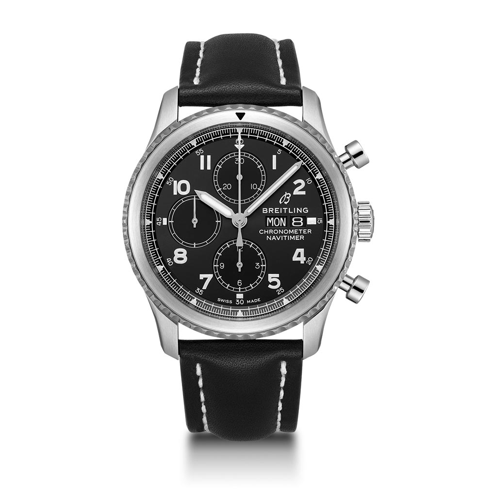 Navitimer 8 Chronograph 43 Watch