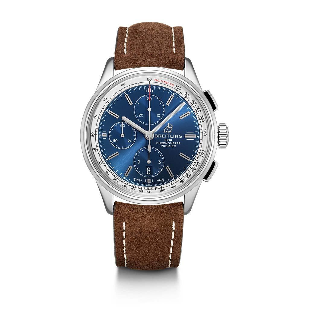 Premier Chronograph 42 Watch