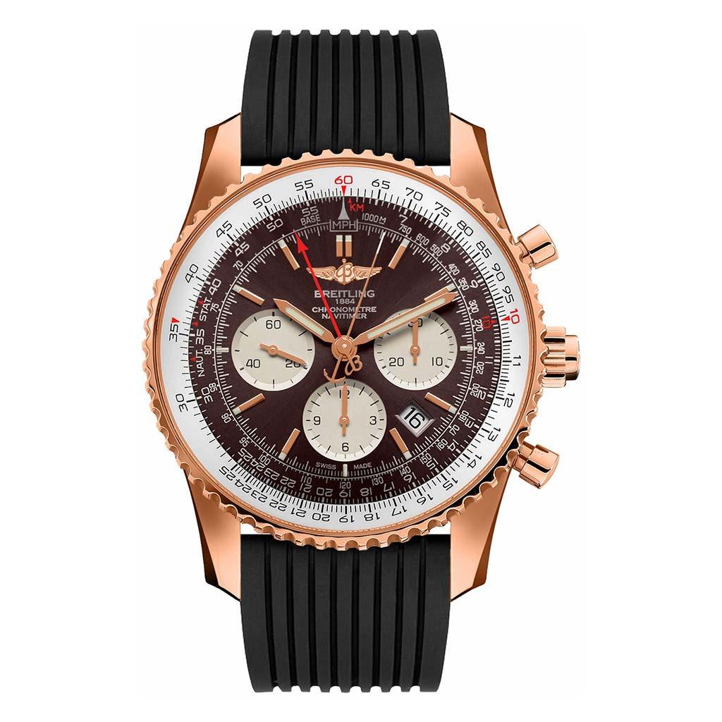 Navitimer B03 Chronograph Rattrapante 45 Watch