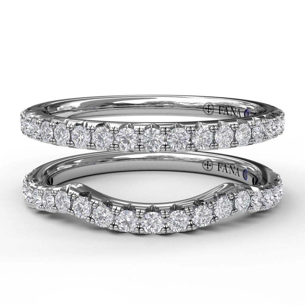 Matching Band to Braided Diamond Engagement Ring