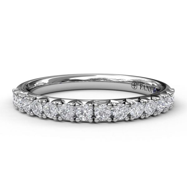 Matching Band to Halo Diamond Engagement Ring