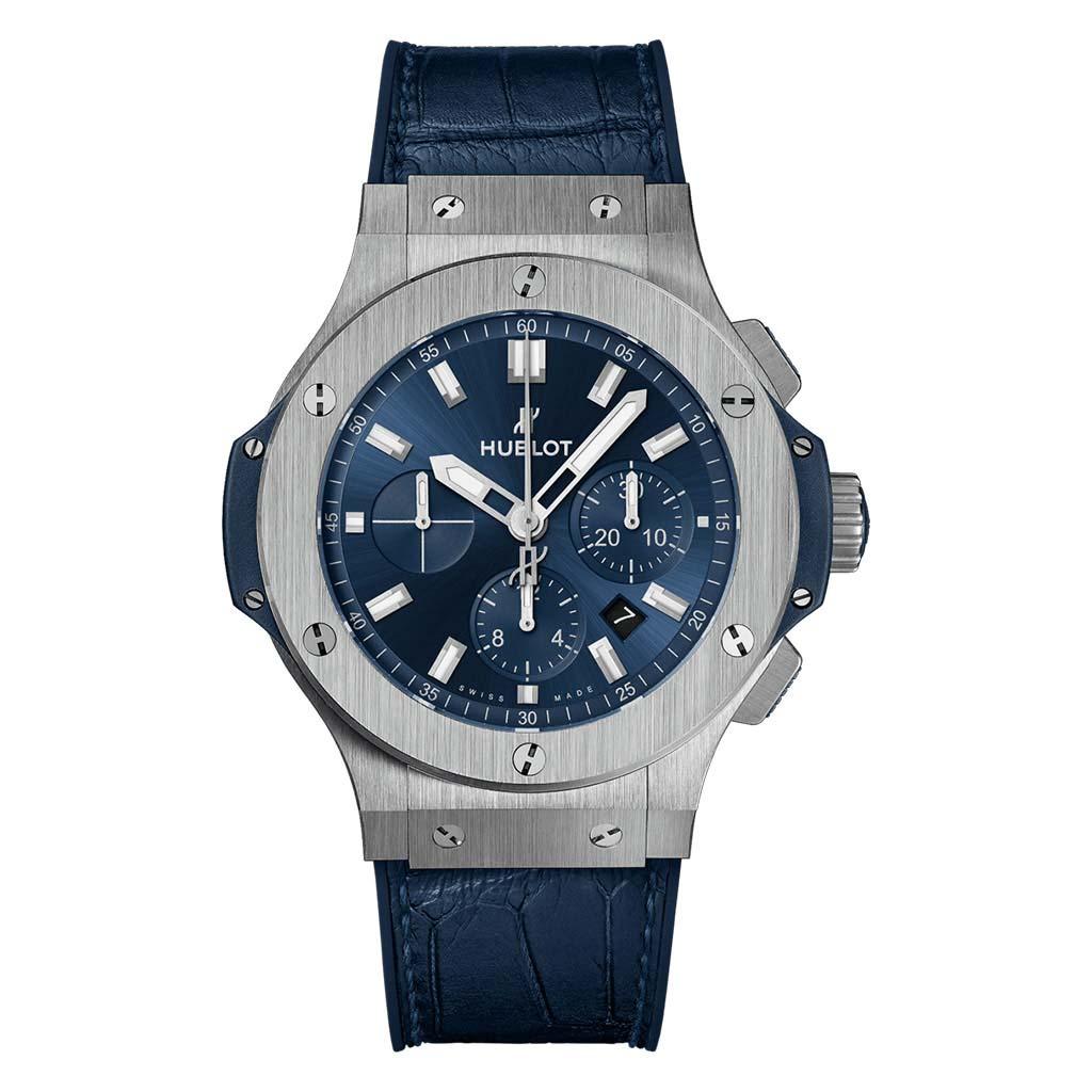 Big Bang Steel Blue Watch