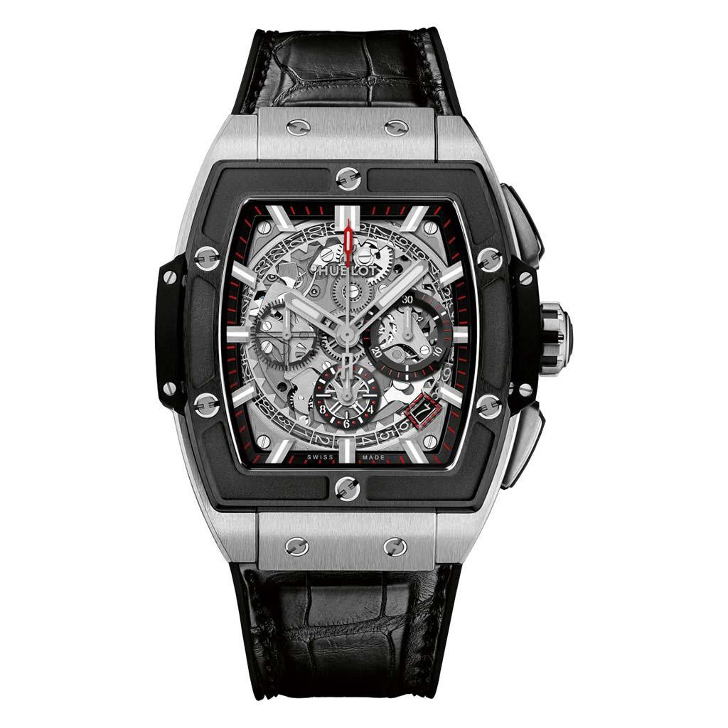 Spirit Of Big Bang Titanium Ceramic Watch